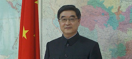 Interview with Cai Jinbiao, ambassador of China to Malta