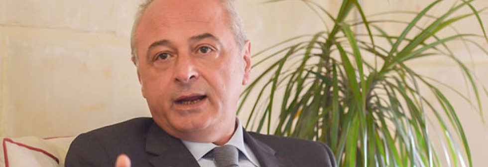 Interview with Dr Edward Woods, chairman of Malta Communications Authority (MCA)