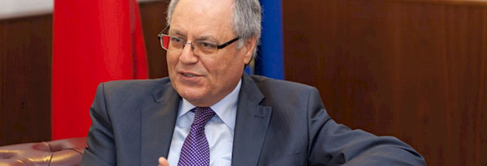 Interview with Edward Scicluna, minister for finance