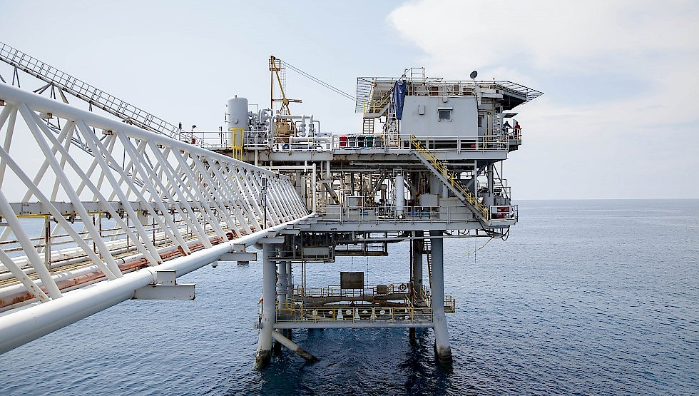 State-owned oil company Ecopetrol has pledged to bolster offshore exploration. Photo: ANH