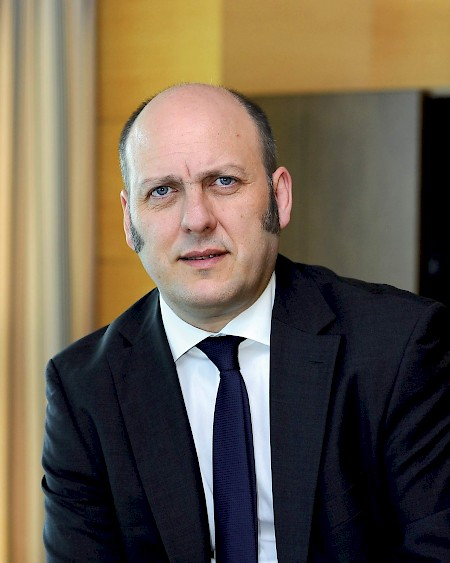 Interview with Asier Atutxa, chairman of the Port Authority of Bilbao