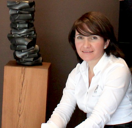 Interview with Maria Lasa Irizar, managing director of Irizar Forge
