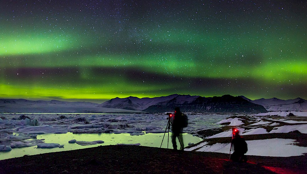 The Northern Lights. Photo: Promote Iceland