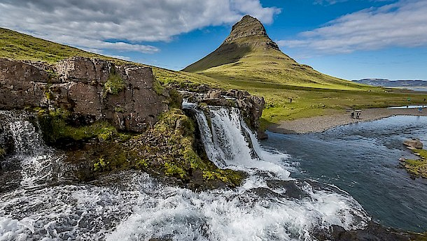 Mount Kirkjufell. Photo: Promote Iceland