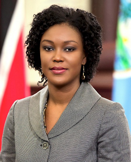 Interview with Tracy Davidson-Celestine, deputy chief secretary of the Tobago House of Assembly