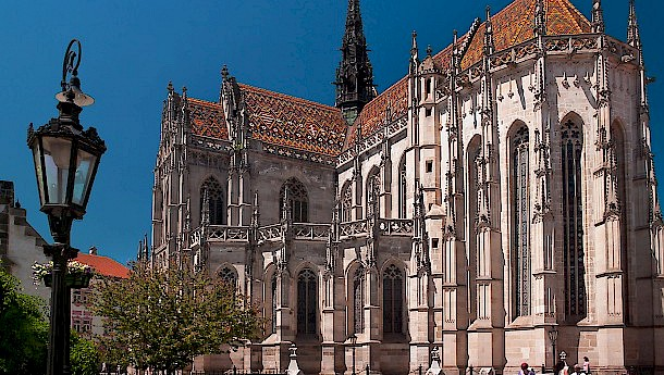 Kosice's Gothic cathedral
