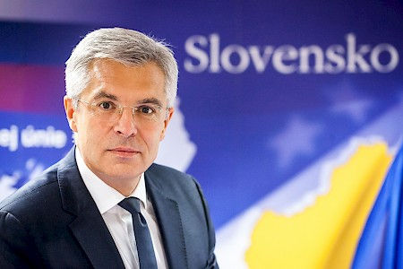 Interview with Ivan Korcok, State Secretary for EU Affairs