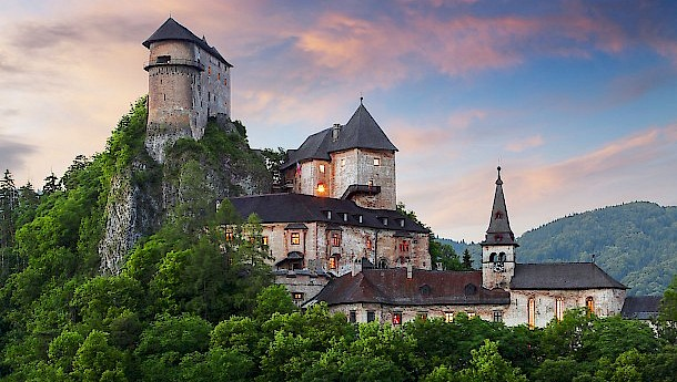 Beautiful Orava Castle