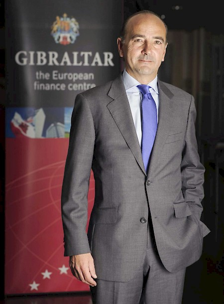 Interview with James Tipping, director of Gibraltar Finance