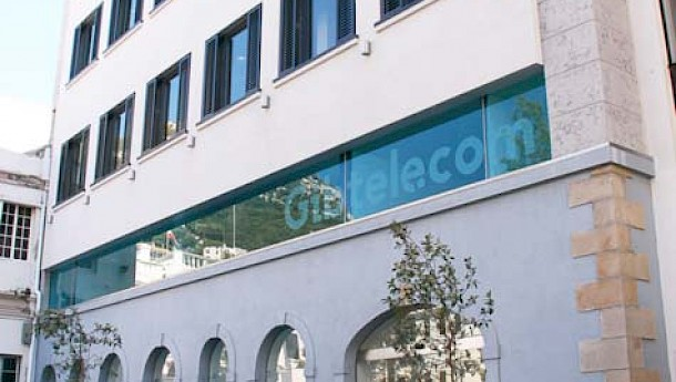 Gibtelecom office in Gibraltar