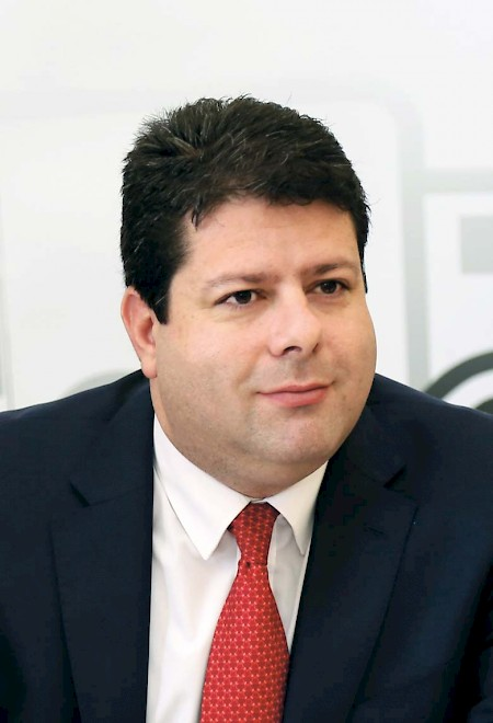Profile of Chief Minister Fabian Picardo