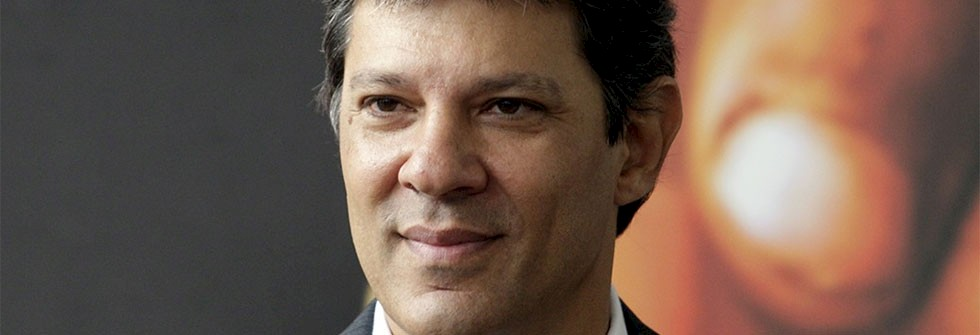 Interview with Fernando Haddad, mayor of Sao Paulo