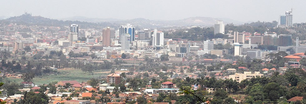 Kampala: Building for the future