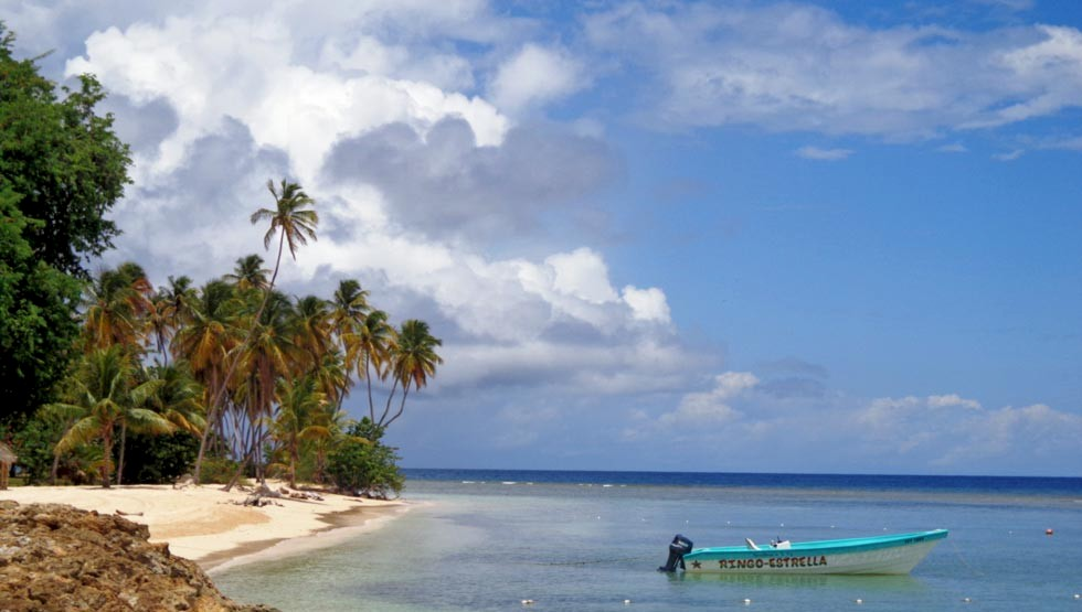 Tobago's major tourism attraction is its idyllic beaches.