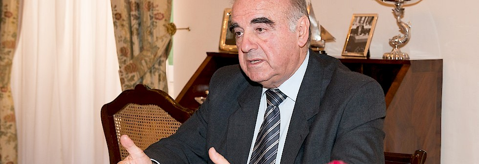 Interview with George Vella, minister for foreign affairs