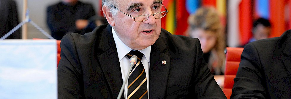 Interview with George Vella, minister of foreign affairs